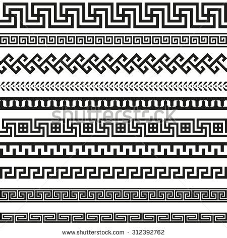 Navajo Rug Patterns Greek Pattern Stock Images Royalty Free Images Amp Vectors