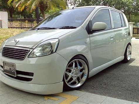Grill Re by Perodua Viva Modified