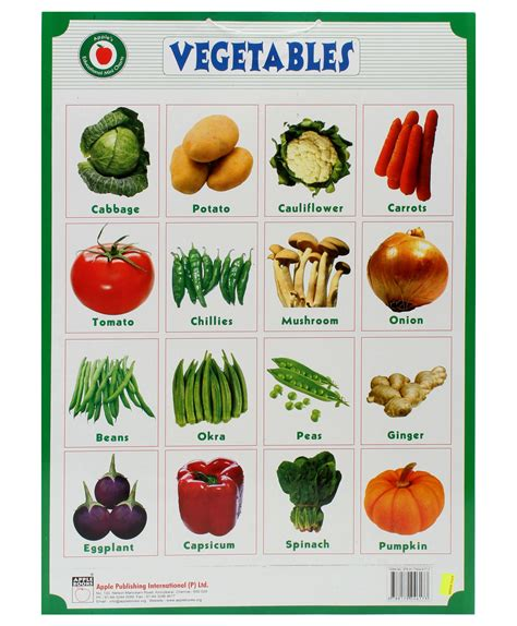 vegetables with english names free coloring pages of hindi fruits chart