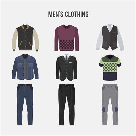 male jens psd 商务男士服装着装设计搭配psd分层素材 素材公社 tooopen com