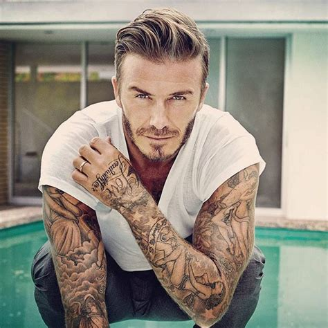 Beckham Thinks Arms Are Flabby 2 by Football Soccer On Instagram