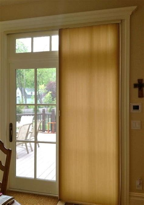 1000 ideas about sliding door shades on patio