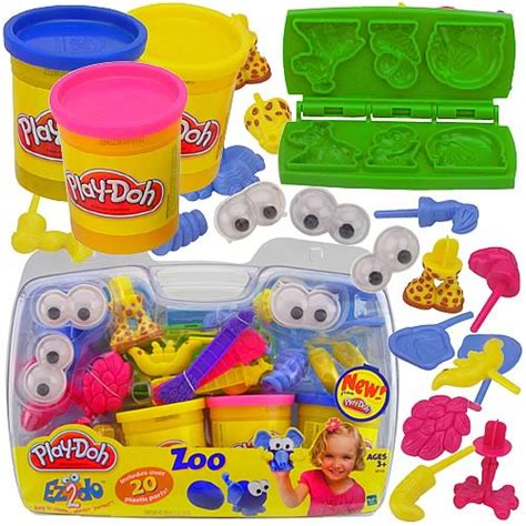 Zoo Doh play doh ez2do zoo hasbro play doh creative toys at