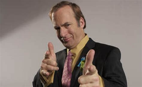bob odenkirk balding standard of review better call saul returns with a con