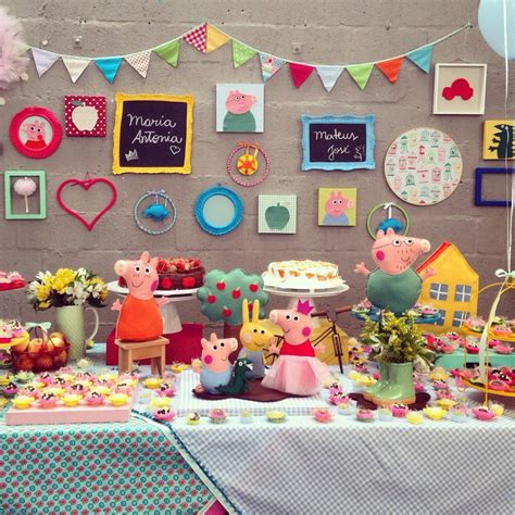 Diwali Decorations For Home by Ideas Decoracion Peppa Pig Una Mami Creativa
