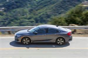 Honda 2016 Civic 2016 Honda Civic Sedan Revealed In Priced From 19 475