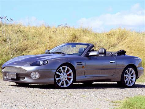 1999 Aston Martin Db7 by Aston Martin Db7 Vantage Volante 1999 2003
