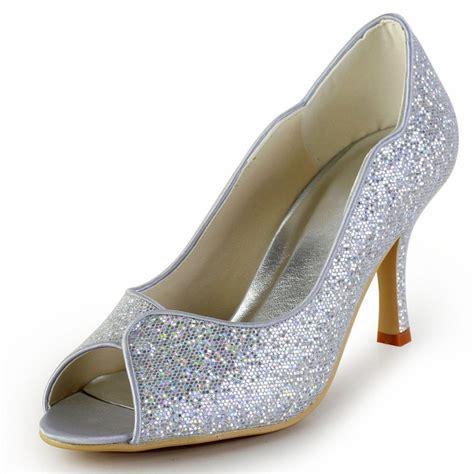 glitter shoes with heels popular silver glitter pumps buy cheap silver glitter