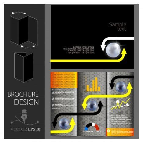 brochure templates buy brochure design templates vectors stock in format for free