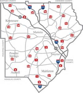 map of cobb county cobb county ga station maps the radioreference wiki