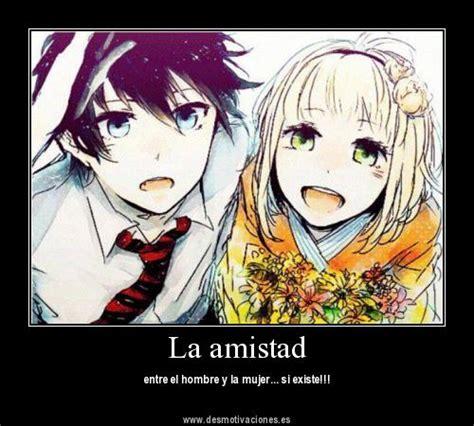 imagenes de amistad anime anime amistad