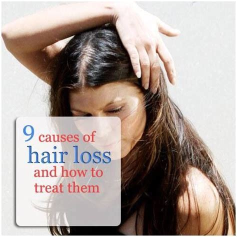 hair loss in women five common causes visual makeover 9 causes of hair loss in women and how to treat them