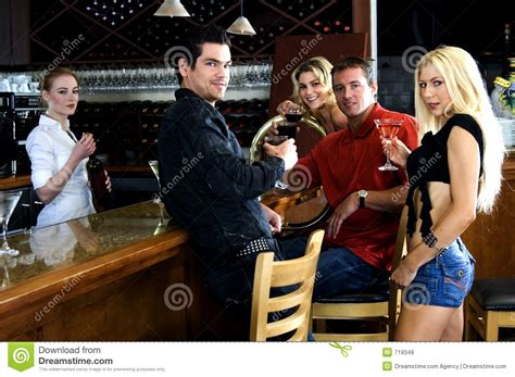 the gossip pub friends at the pub royalty free stock photos image 719348
