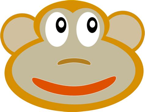 monkey clipart png