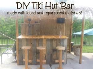 Tiki Bar Building Plans Triyae Backyard Tiki Hut Plans Various Design