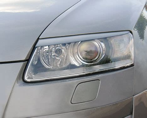 2003 audi a6 headlights headlight trims car styling headlight trims kamei car