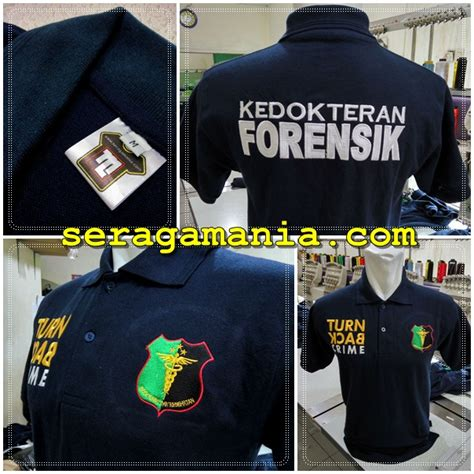 Kaos Baju Turn Back Crime terima pesanan seragam turn back crime kaos kerah mutiah