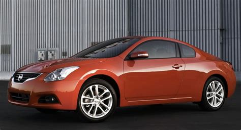 nissan ditches altima coupe due to lack of buyer interest