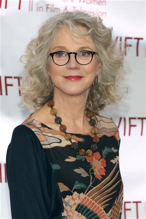 hair styles and cuts on pinterest blythe danner medium curly and m 95 best images about blythe danner on pinterest grace o