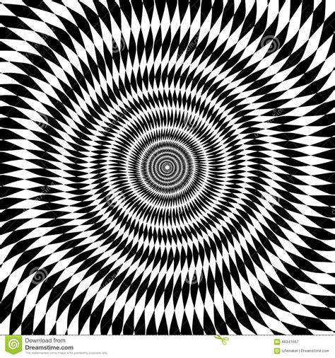 ilusiones opticas en blanco y negro fondo blanco y negro del enfoque de la ilusi 243 n 243 ptica del