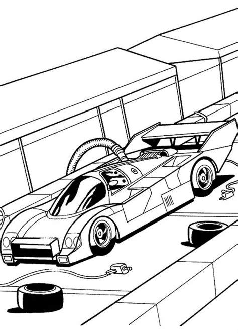 car garage coloring page mechanic coloring pages car garage coloring page