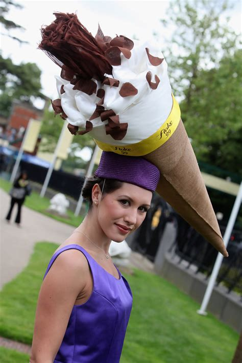 royal ascot hats royal ascot 2009 ladies day zimbio