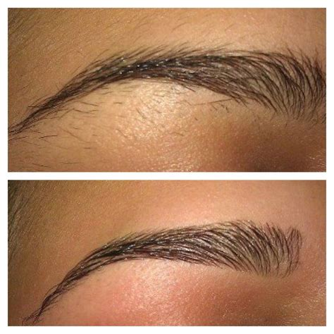 eyebrow threading ive never waxed love the threading