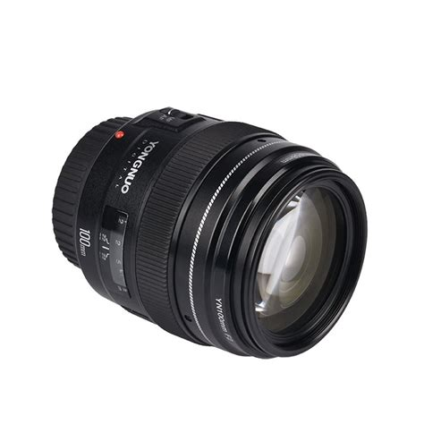 Yongnuo 100mm F2 For Canon by Yongnuo 100mm F2 Prime Lens For Canon Dslr Yongnuo Store