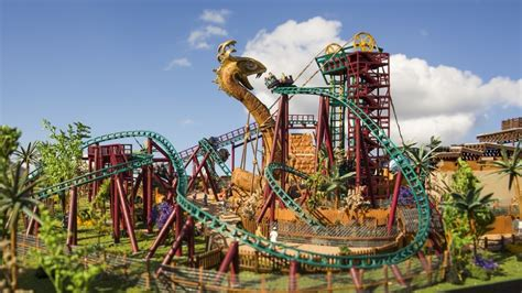 Busch Gardens News by Busch Gardens Ta Cobra S Curse Opening Day June 17