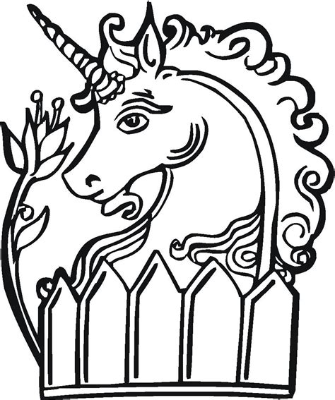 mystical unicorn coloring page mystical creature coloring pages