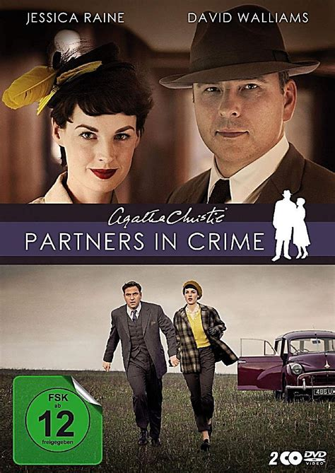 libro partners in crime agatha agatha christie partners in crime dvd bei weltbild at bestellen