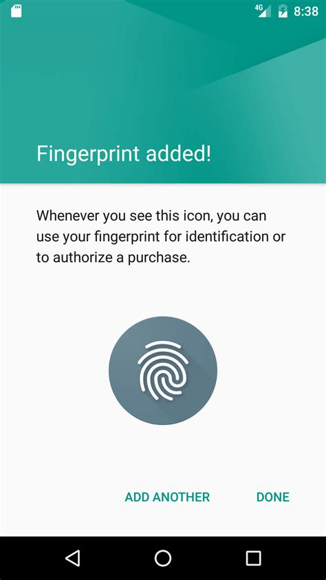 android fingerprint apps fingerprint android tutorial