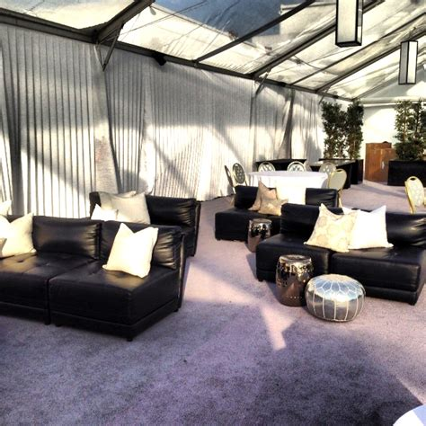 sofa rental for your los angeles event wedding or