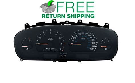 security system 1998 dodge grand caravan instrument cluster instrument cluster failure chrysler town country autos post