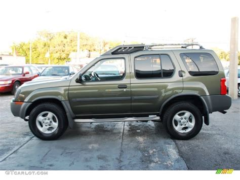 2003 canteen green metallic nissan xterra se v6 63200586 photo 26 gtcarlot car color