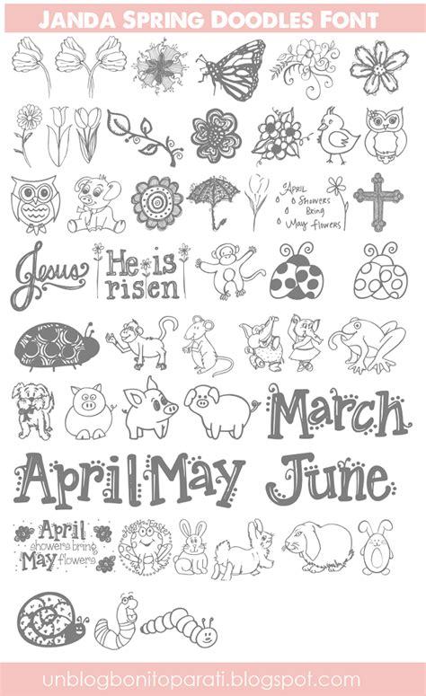 solucion doodle hoy tipos de letras para primavera mi diamante azul
