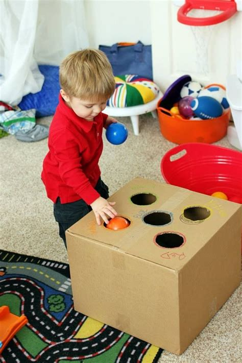 projects toddlers cardboard projects 9 creative uses for moving boxes