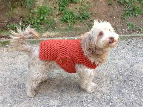 knitting pattern dog jersey how to loom knit a dog sweater coat diy tutorial youtube