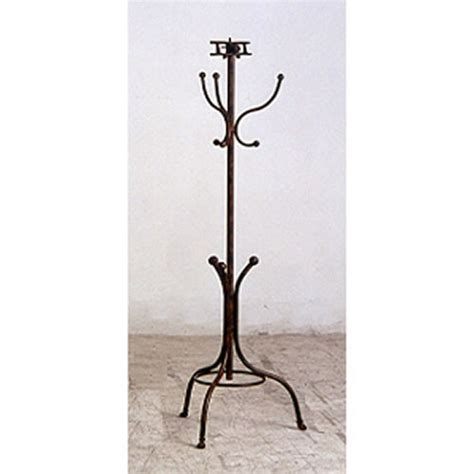 airplane iron coat rack by corsican iron furniture