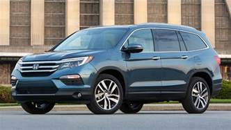 Honda Suv 3rd Row Seating Best Suvs With 3rd Row Seating Complete List Reviews