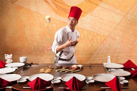chef s table benihana benihana combines new trends with tradition on the las