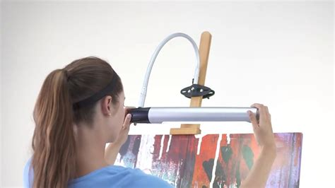 daylight professional artist s easel l youtube