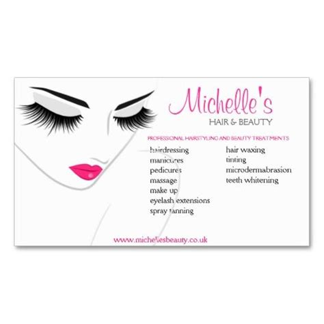 hair and makeup business names 49 best images about business cards on pinterest