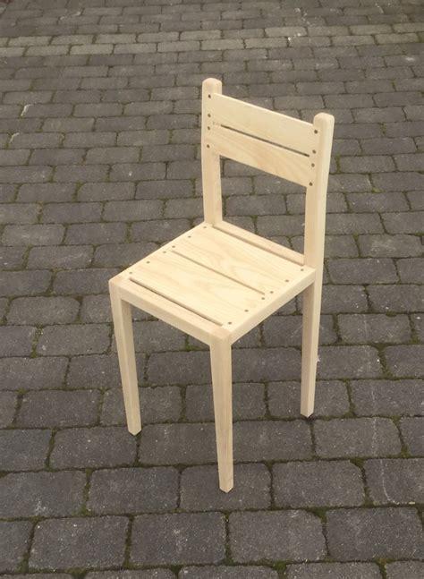 le sedie le sedie in legno della snickarakademin design