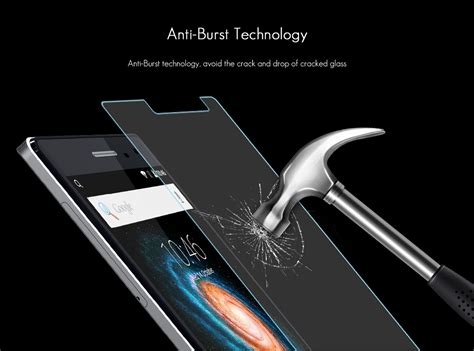 Bluboo S1 Tempered Glass Protector Premium Screen tempered glass screen protector anti shatter for bluboo xtouch