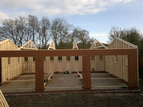 Wooden Garage by Wooden Garages Trusted Uk Supplier For 19 Years