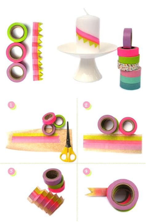 washi tape crafts 78 best washi tape ideas ever diy projects for teens