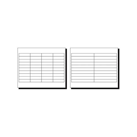 Avery Worksaver Tab Inserts 2 Inches White 100 Inserts 11136 Office Supplies General Avery Worksaver Tab Inserts 11136 Template