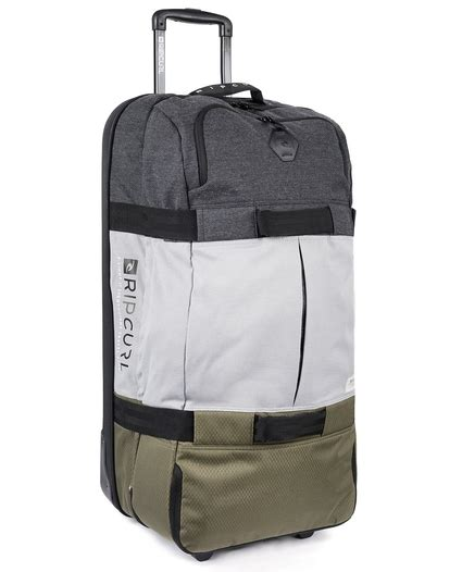 Waistbag Ripcurl Grey 08 s surf accessories backpacks hats wallets rip curl