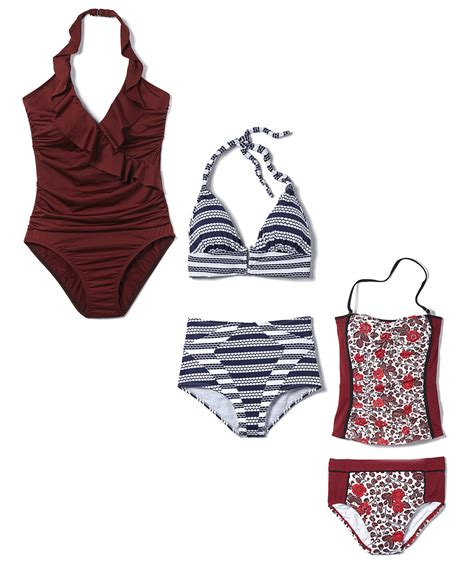 the best swimsuits for all body types real simple tummy the best swimsuits for all body types real simple